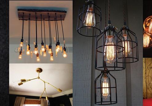 антични лампи