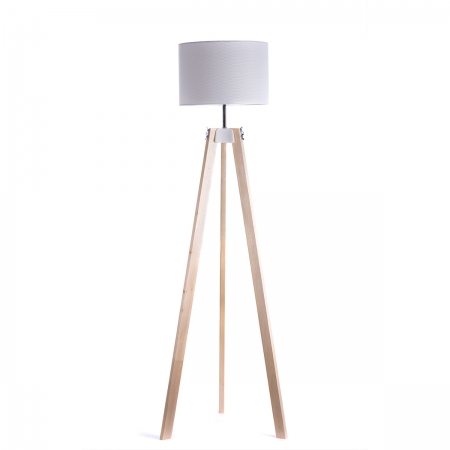 wood lamp flopr