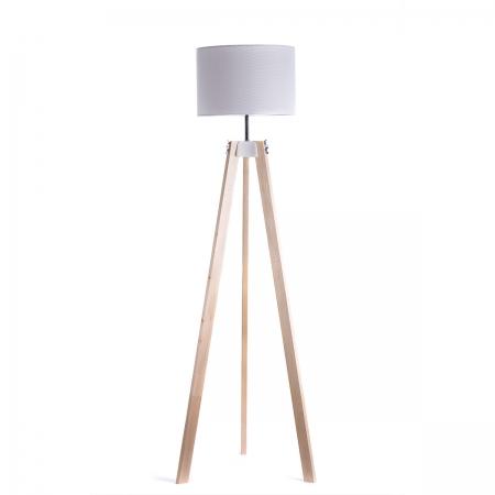 wood lamp flopr