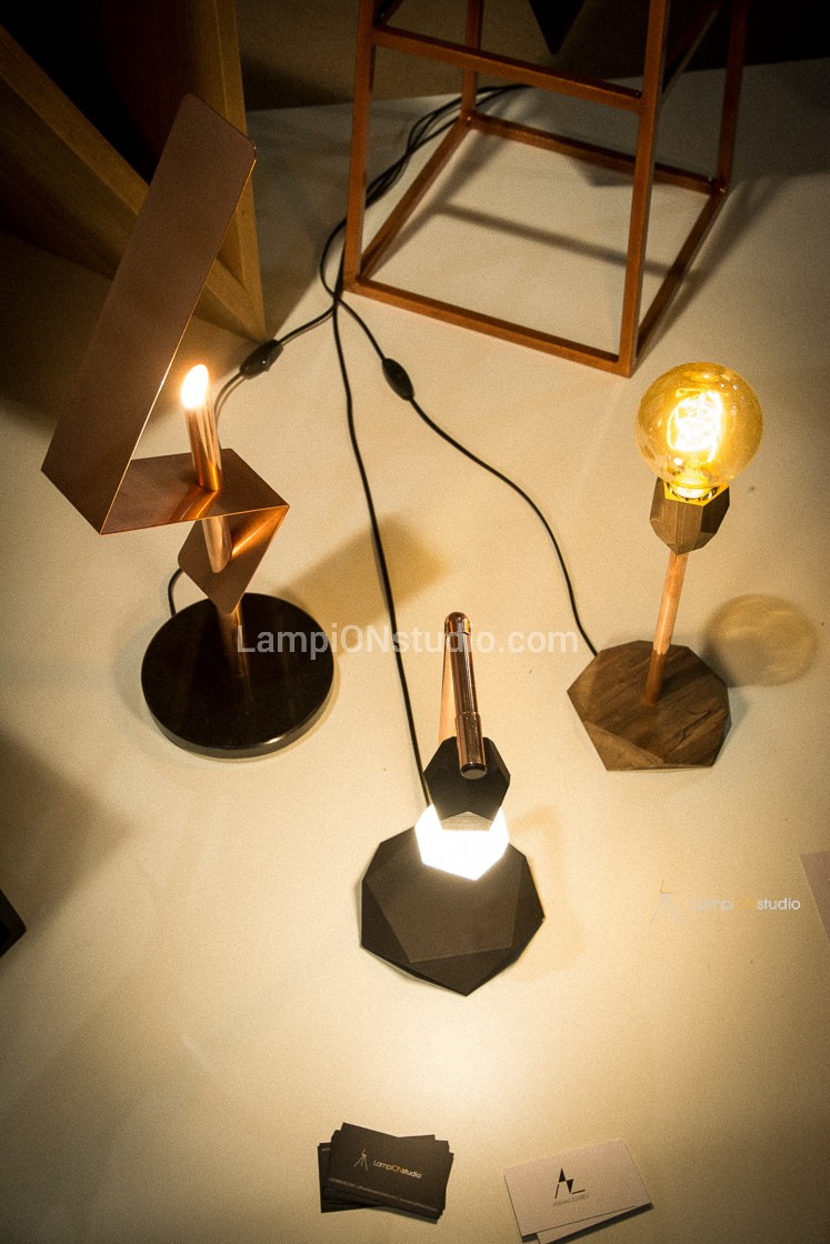lampionstudio design rub series lamps