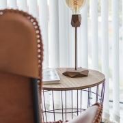 wooden desk lamp RYB